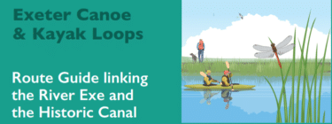 Picture of Exeter Canoe and Kayal Loops Code of Conduct leaflet